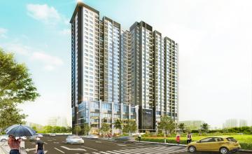 Tiến độ xây dựng chung cư Pandora Tower Triều Khúc